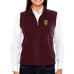 SQ-16 Ladies Fleece Vest